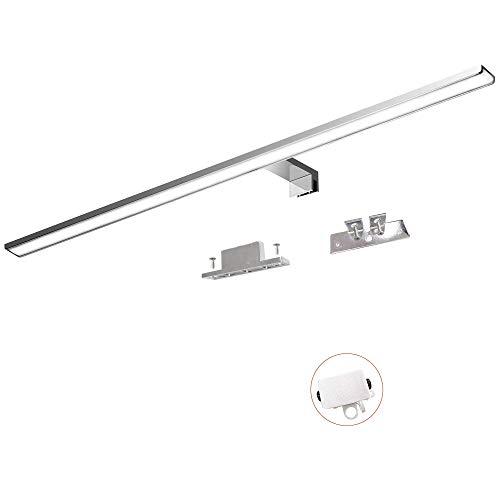 Luz led para espejo 230V 15W Lámparas de baño Iluminación para espejo...