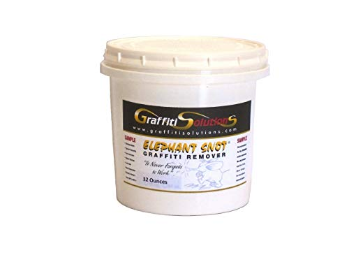 Graffiti Remover Elephant Snot (32 oz) Sold by The Manufacturer
