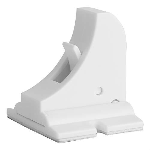 Barnsäkerhetslås Barnlås för skåp och lådor Toalettkylare Enkel installation Ingen borrning krävs