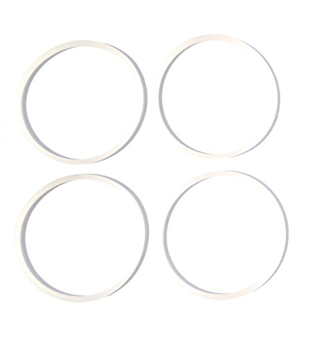 4 Replacement Gaskets compatible with Original...
