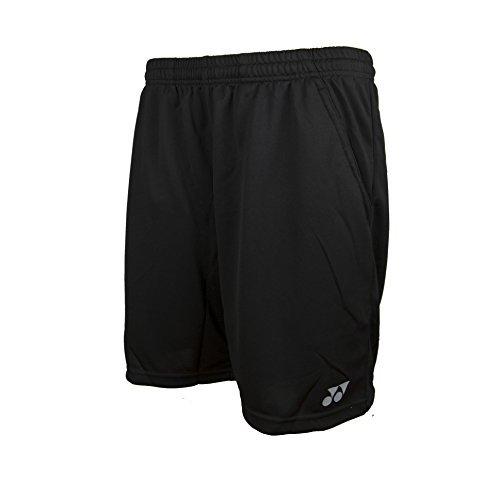 YONEX - Badminton-Bekleidung für Jungen in Schwarz, Größe JL