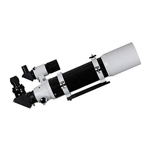 IF.HLMF 80ED EQ3D Monocular Telescope SynScan Black Diamond ED Apochromatic Refractor Tube 2' Dual...