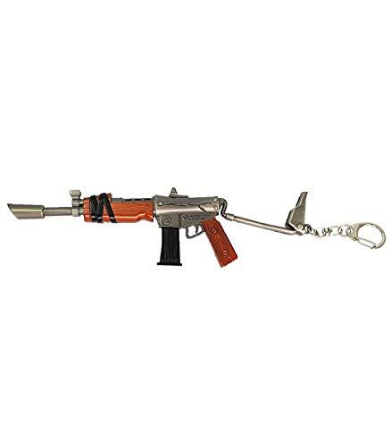 pidak shop Llavero de metal con forma de rifle épico royal...