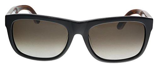 Ferragamo SF686S Gafas de sol, Negro (Schwarz), 56.0 para Hombre
