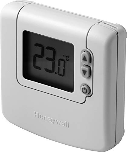 Honeywell Home Honeywell DT90A1008 Digitales Thermostat, Wies, 94 X 94 X 48