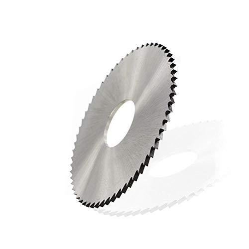 1 pieza 32,2-100mm 60T 72T 120T HSS hoja de sierra circular sierra cortadora para cortar tubos, tubos, disco de corte de Metal-75x1.2x22x72T