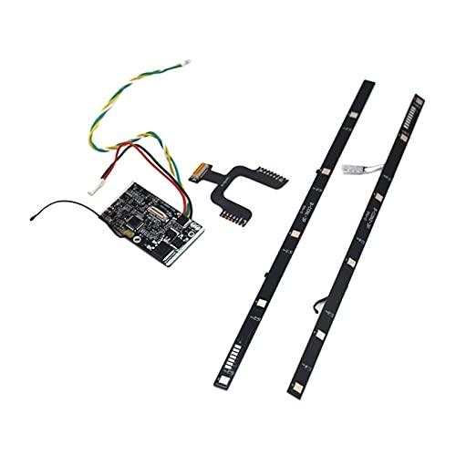 CML Scooter Batería BMS Controlador de Circuito Controlador Scooter Protección Tablero Accesorios de reemplazo Ajuste para Xiaomi MIJIA M365 (Color : Black)