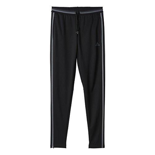 adidas Women's Soccer Condivo 16 Training Pants, Black/Vista Grey, Small