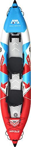 2 Posti Aquamarina Kayak Vapore-412, Uni