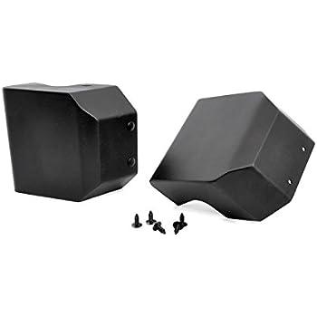 Rugged Ridge 11540.22 Textured Black Lockable Front XHD Bumper Storage End