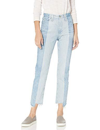 Women's Patchwork Jeans