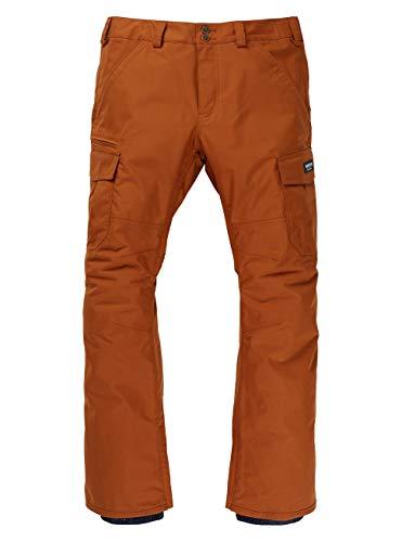 Burton Cargo Pantalon de Snowboard, Hombre, True Penny, M