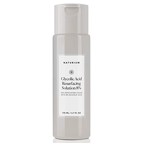 Naturium Skincare Glycolic Acid Resurfacing Solution 8%