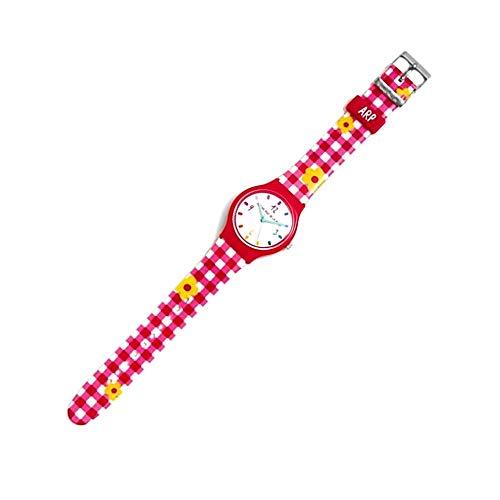 Agatha Ruiz de la Prada Reloj para Mujer Analógico Cuarzo japonés con Correa de Plástico AGR231