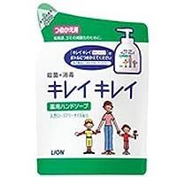 【ライオン】キレイキレイ 薬用ハンドソープ 詰替用 200ml ×12個セット