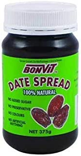 Bonvit Bonvit All Natural Date Spread 375 g