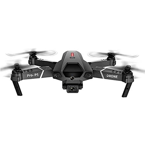 FMHCTN Multifunzione Aereo Drone Volante 720p Fotocamera in Tempo Reale Drone Telecomando Aereo Telecomando per Bambini Macchina Fotografica Modello di Elicottero, registrare la Vita Grigio