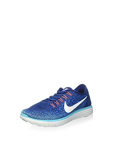 Nike 827116-401 Trail Running Shoes, Woman, Blue, 36