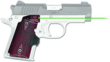 Crimson Trace LG 409G P10 Lasergrip with Heavy Duty Construction and Instinctive Activation product image
