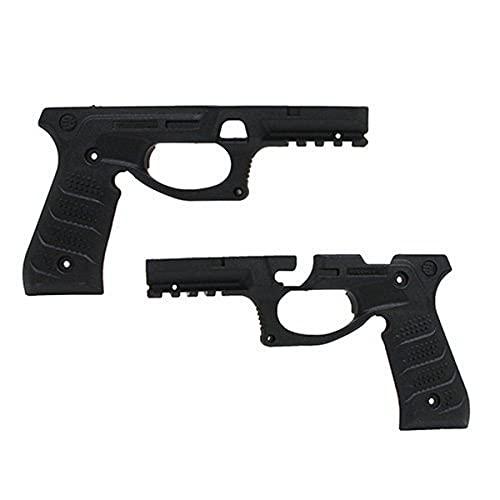 BC2B Recover Tactical, BC2 Grip & Rail System, Beretta 92/M9, black