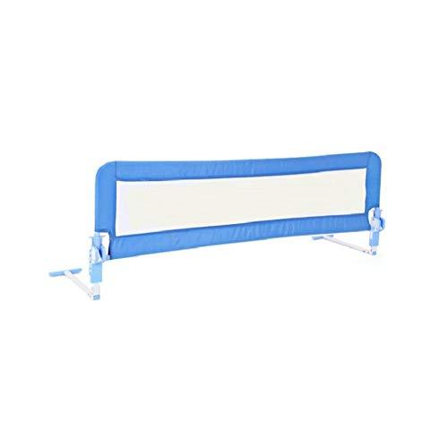Kinderen Bed Hek, ademend gemakkelijk te installeren Bedhek toepassing zijn op onderliggende Vertical Lifting Bed Guard Safety Protection Guard (Color : Black, Size : 100CM)