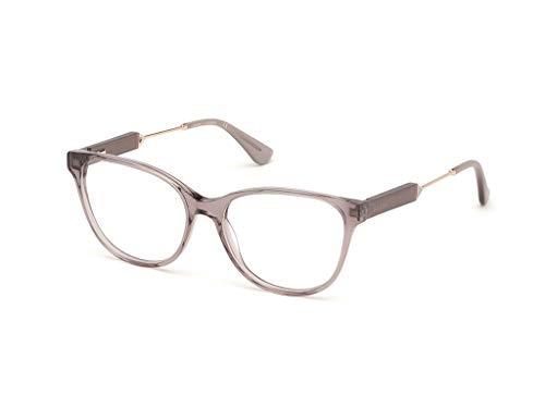 Guess Brille für Vista GU2718 081 violett rahmenmaterial: kunststoff größe 53 mm brille für damen