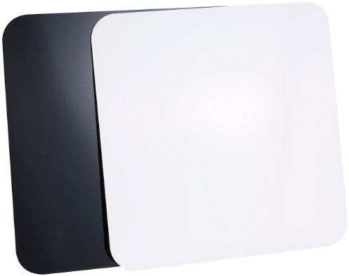 Somikon Zubehör zu Acrylplatte: Acrylglasplatten für Objektfotografie, 2er-Set, je 40 x 40 cm (Acrylplatte Fotografie)