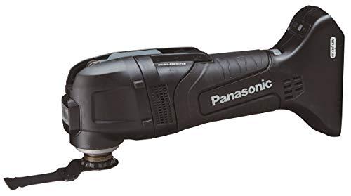 パナソニック 充電マルチツールEZ46A5デュアル(14.4V/18V対応) OIS/STARLOCKブレード対応 本体のみ(電池パック・充電器・ケース別売) ブラック EZ46A5X-B
