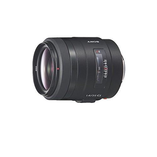 Sony SAL-35F14G Obiettivo a Focale Fissa 35 mm F1.4, Serie G, Reflex Full-Frame, Attacco A, SAL35F14G