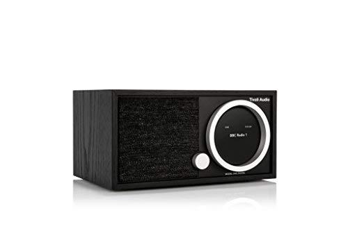 Tivoli Audio Model One Digital FM/DAB+ Radio Bluetooth WiFi schwarz/schwarz