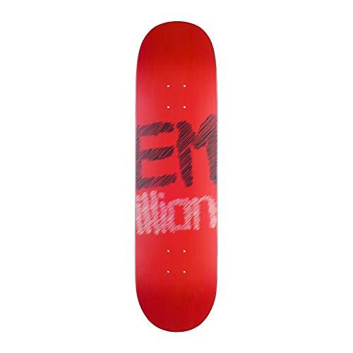 Emillion Skateboard Deck Blurred 8.375
