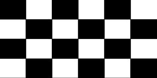 Start/objectif drapeau 90 x 150 cm
