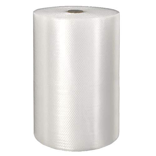 KK Verpackungen® Luftpolsterfolie, 100cm x 50m - Stärke 50 my | Noppenfolie mit 1m Rollenbreite