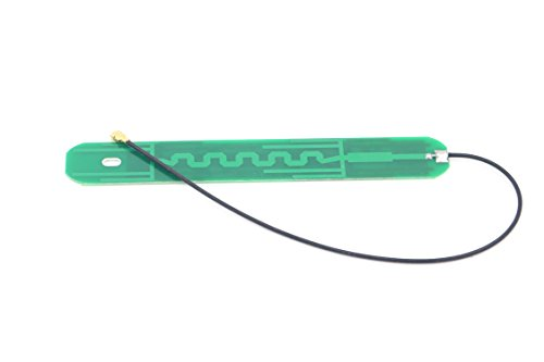 SMAKN 8DB 2.4G/5.8G Gain antenna ,IPEX interface ,PCB with 3M
