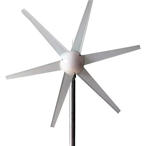TQ Windgenerator 1 m/s Windgeschwindigkeit 400W dreiphasig Windturbinengenerator 6 Flügel 12V 24V AC Windrad CE & RoHS beginnen genehmigt,12v