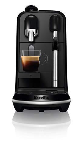 Breville Nespresso Creatista Uno Coffee Machine, Black, BNE500BKS