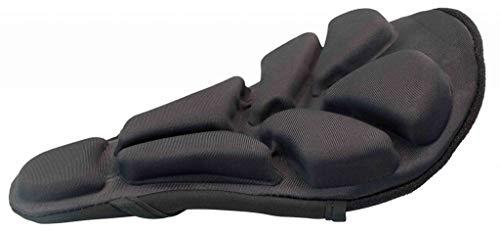 TecSeat Innovation for Seating SoftAirSeat Bike - Fahrradfahren ohne Schmerzen - Sattelüberzug mit dynamischen Luftpolstern (Schmal, S)