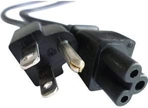 Linetek 125V-7A 3-Prong AC Power Cord E70782 LS-15 (6ft) - Black