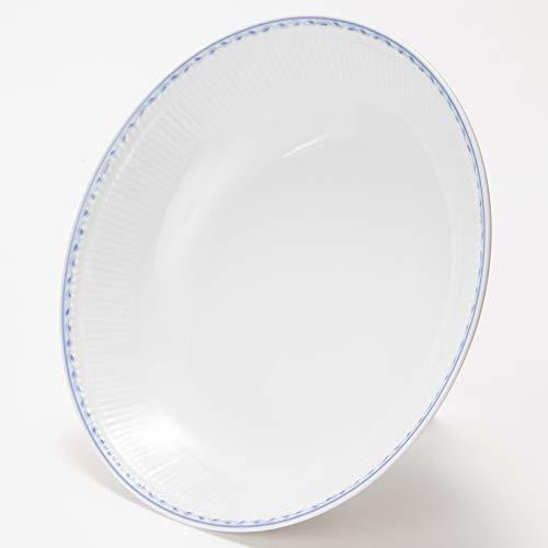 NARUMI(ナルミ) プレート 皿 セット ブルーボーダー 径21cm 5枚セット パスタ 電子レンジ温め対応 40795-32436