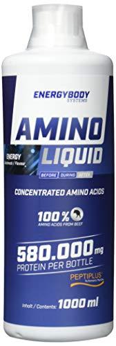 Energybody XXL Amino Liquid 520.000mg Energy 1000ml, 1er Pack (1 x 1 l)