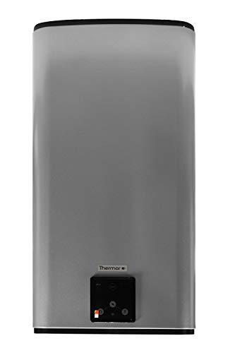 Thermor Groupe Atlantic Termo Electrico 100 litros | Calentador de Agua Vertical, Serie Onix Connect, Instantaneo - Aislamiento de alta densidad