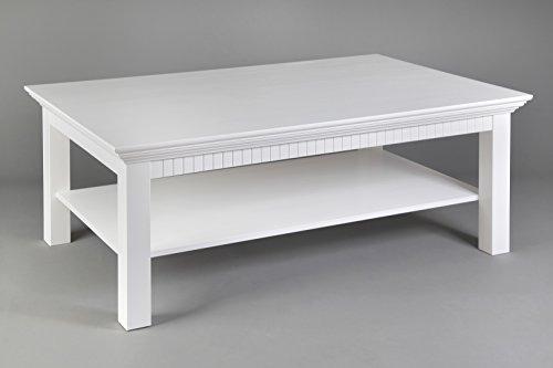 clever-moebel Cochtisch Blanc 120 x 76 cm