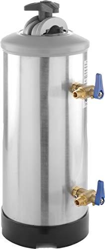 Hendi 231227 Descalcificador - Capacidad del filtro (20°F/30°F/40°F) 2520/1680/1260-12 L - ø185x(H)500 mm