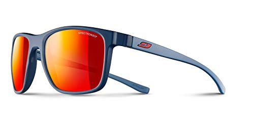 Julbo Herren Trip Sonnenbrille, mattblau, M