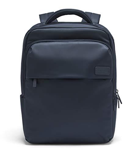 Lipault - Plume Business Backpack - 17' Laptop Over Shoulder Purse Bag for Women - Navy