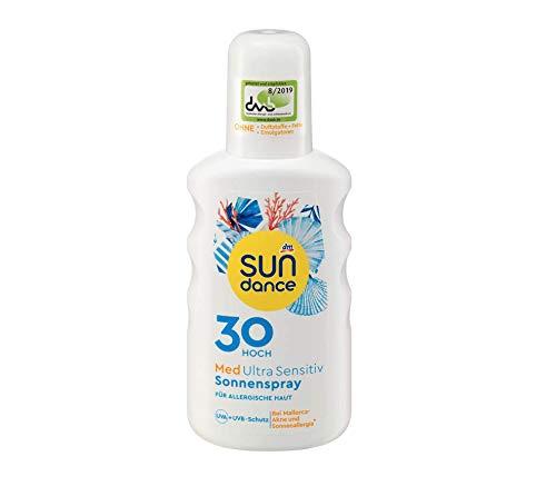 SUNDANCE Sonnenspray MED Ultra Sensitiv LSF 30, 200 ml