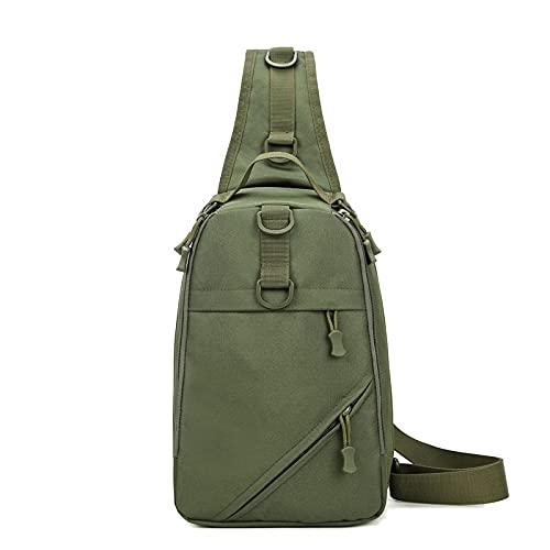 ShSnnwrl Fishing Tackle Bag OutdoorFishing Backpack Travel Fish Gear Storage Large-Capacity Bag Oxford Cloth Breathable Comfortable Durable A2da Pesca panche