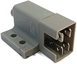 The ROP Shop Interlock Plunger Safety Switch Compatible with Sunbelt, Ariens/Gravely, AYP, Bobcat, Bunton, Bush Hog, Dixon, Encore, Exmark, Ferris, Howard, Husqvarna, John Deere, Lesco, Murray, M
