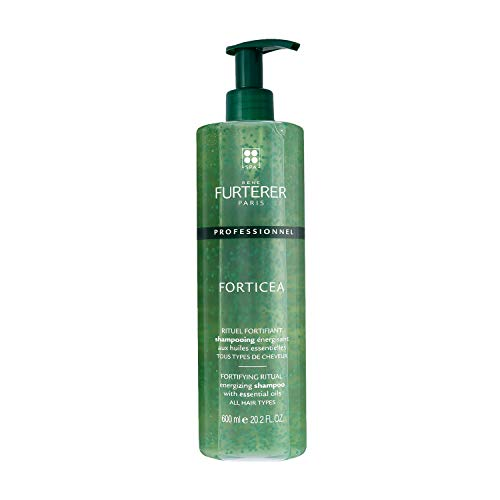 Rene Furterer FORTICEA thinning hair ritual stimulating shampoo 600 ml - kilograms