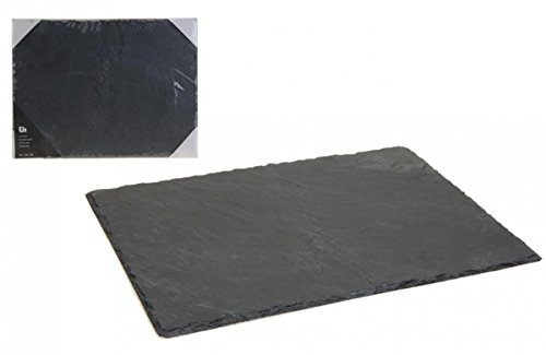 Segno sequenza Azione Righello Strumento–Sottopentola in ardesia atopoir Noir